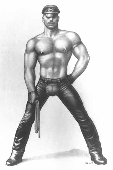 Pipa Chez - Tom of Finland